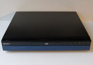 Sony Blu-ray Disc Player (with Remote)