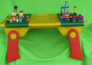 Lego Table Portable with storage and Foldable legs