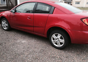 2006 Saturn Coupe (2 door) side doors open as well!