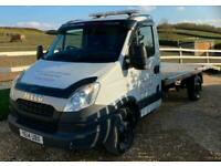 2014 IVECO DAILY RECOVERY TRANSPORT VEHICLE NO VAT PICK UP UTILITY BREAKDOWN