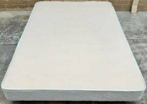 Excellent white double bed base only for sale #4. Pick up or deliver