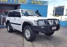 02 Nissan Patrol GUIII ST 3.0L turbo diesel 1YR WARRANTY $10,999 South Brisbane Brisbane South West Preview