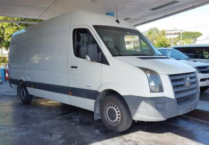2007 Volkswagen Crafter high roof long wheel base 150KM $25,999 Highgate Hill Brisbane South West Preview