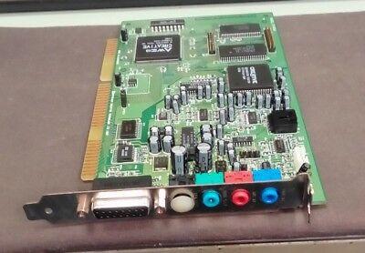Creative Labs CT4500 Sound Blaster AWE64 ISA Sound Card