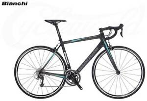 Bianchi Intrepida 105 11sp Compact 2018 rrp$2499 Concord West Canada Bay Area Preview