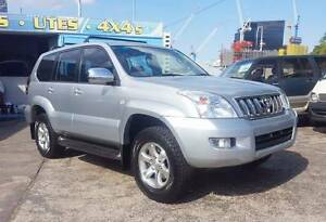 2005 Toyota LandCruiser Prado GXL Wagon only 114,000KM $19,999 Highgate Hill Brisbane South West Preview