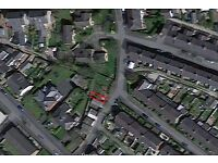 Garage sized plot of land for sale - Longridge PR3
