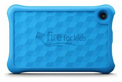 Amazon HD 8 Kids Bumper Tablet Case - Blue.