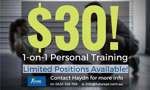 Future Personal Training - $30 Sessions! Beaconsfield Fremantle Area Preview