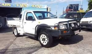 2004 Nissan Navara D22 4X4 3.0L turbo diesel 188,000 KM $9,999 Highgate Hill Brisbane South West Preview