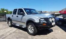 2003 Holden RA Rodeo 4X4 dual cab 3.0L turbo diesel RWC $8999 South Brisbane Brisbane South West Preview