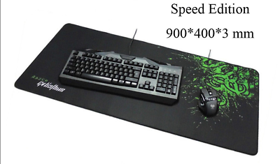 Razer Goliathus Speed Soft Gaming Mouse Mat /Pad Black &Gree
