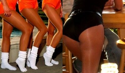 Hooters Girl Uniform Logo Shorts Dolfin Pick size color XXS XS SMALL MED Sexy