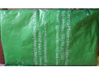 Green insulation sample