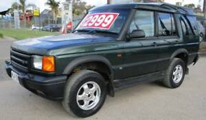 'V8' Land Rover Discovery Lonsdale Morphett Vale Area Preview