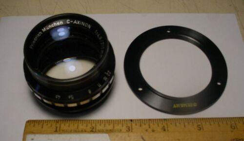 Friedrich Munchen 30.1395 vintage axinon lens f4.5/210mm