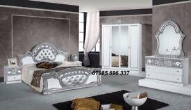 Italian made Bedroom Furnitures suite, Italian Bedroom Furniture set, Italian Bedroom