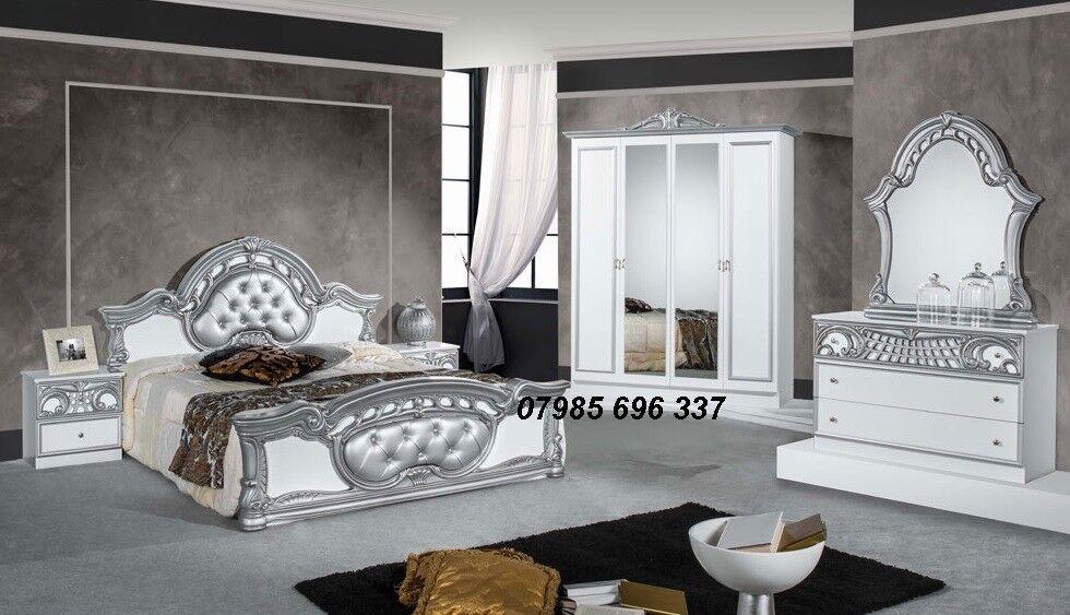 Beau Italian Bedroom Furnitures, Italian Furniture Set, Italian Made Furniture,  New Low Price