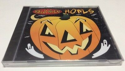 HALLOWEEN HOWLS: VINTAGE HORROR SOUND EFFECTS - CLASSIC SCARY HAUNTED HOUSE - Halloween Howls