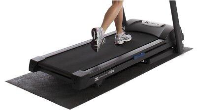 Floor Mat Fitness Machine Sport Exercise Bike Protective Floor Garage 3' X 5'