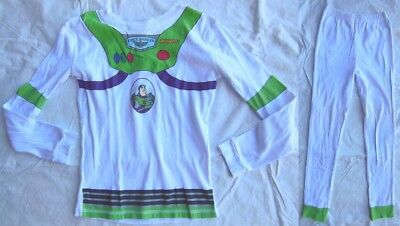 Buzz Light Year Outfit (Disney Buzz Lightyear Space Ranger Top and Pants Outfit - Size)
