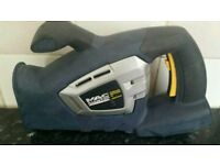 Mac allister cordless multi saw 18 volt cod18vms unit only with no blade no battery no charger