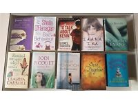 20 x Second Hand Paperback Fiction Books