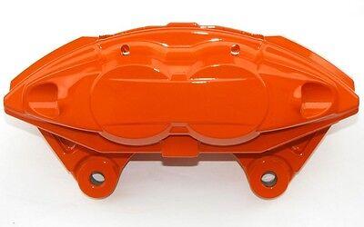 High Gloss Orange Powder Coating Paint - New 1lb