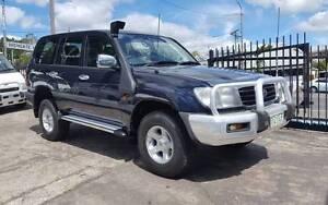 99 Toyota LandCruiser GXL HZJ105R 4.2L diesel 200,000 KM $21,999 Highgate Hill Brisbane South West Preview
