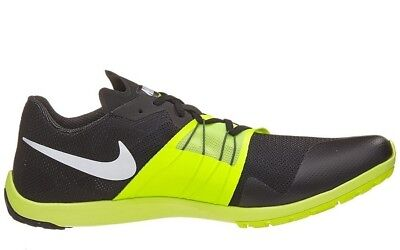 a264c6aa6159e0 NIKE Zoom Forever Waffle 5 SPIKELESS RUNNING SHOES STYLE 904722-017 SIZE 7   110