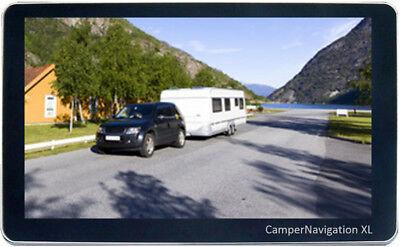 Navi fürs Wohnwagen - 7 Zoll - EU-Karten - GPS - Navigationsgerät
