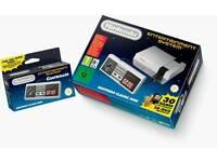 Nintendo classic mini boxed