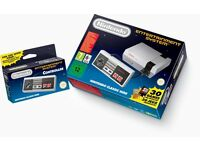Nintendo Entertainment System Classic Mini 2 Controllers
