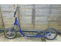 """Scooter 14"""" wheels swap"""