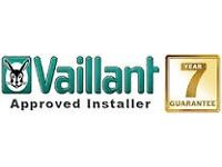 Vaillant Combi Boiler EcoTec Pro 24 Supply & full installation £1399