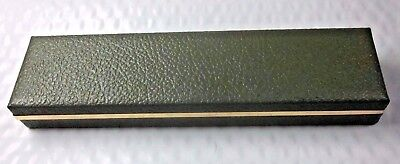 Gemstone Box Jewelry Displays - Russel Creations 14 KT Gold Genuine Stone Green Display Empty Jewelry Case Box