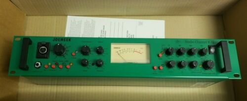 Joemeek Studio Channel VC1Q - UK Model - US Power Supply - NICE!!!