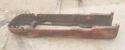 Massey Harris 44 Diesel Frame Section Front Frame Mh Cast Frame Part