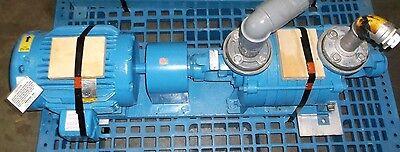 Kinney Liquid Ring Pumpmotor 75-kcd3