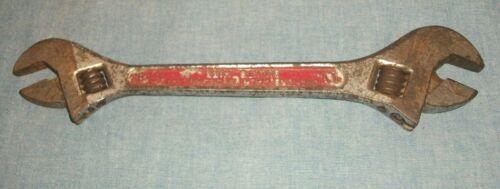 "10"" ~ 8"" DIAMALLOY DOUBLE  Adjustable Tool Diamond Calk Horseshoe Co. Duluth, MN"