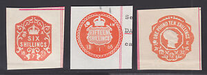 Great-Britain-1901-1912-Embossed-Revenues-3-diff-values