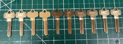Best Kaba Peaks Key Blank Set, KB B1 B2 B3 B4 B5 B6 B7 B8 B9 B10 Locksmith