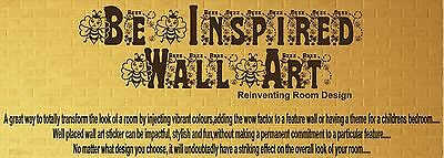 Be Inspired Wall Art