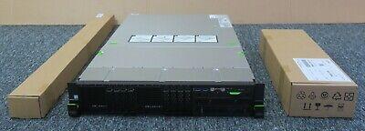 Fujitsu Primergy RX4770 M4 CTO 4x CPU 48x DIMM Slots 8x 2.5 Bay 2U Server