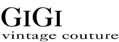 GIGI vintage couture