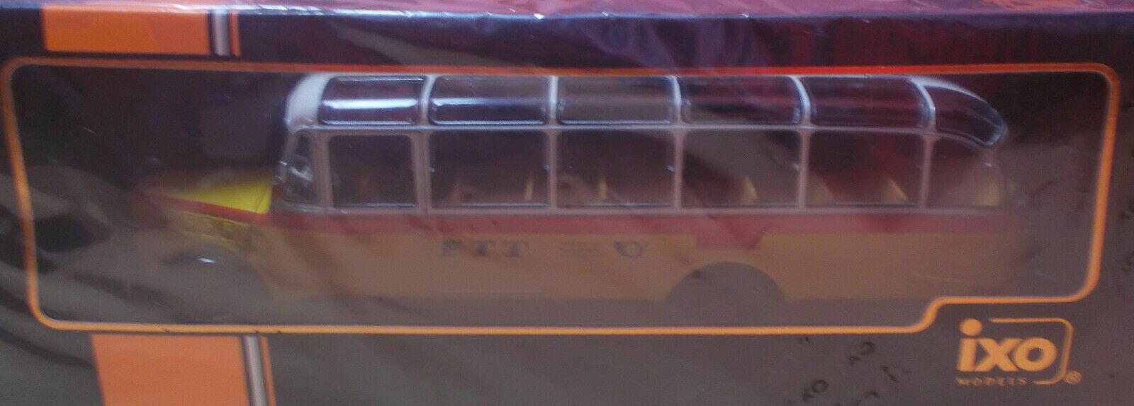 1//87 Brekina Neoplan NS 12 Saurer PTT CH 58230