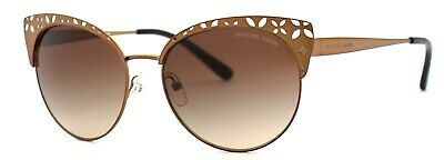 Michael Kors Damen Sonnenbrille MK1023 119013 56mm Evy rose gold Vollrand 39 11