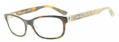 JIMMY CHOO 121 VTH 52mm Eyewear Glasses RX Optical Glasses FRAMES NEW BNIB Italy