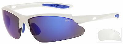 Relax gafas de sol Deporte Mujer Hombre Cristales Intercambiables R5314D