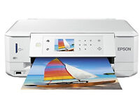 Epson WorkForce 635 All-in-One Inkjet Printer (no red ink)
